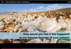 Marine debris video campaign