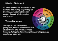 Mission Vision Values Banner