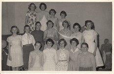 1958 Some Intermediate Pupils 3Rd Yr