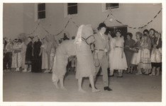 1957 Fancy Dress Evening In St Columbans Hall