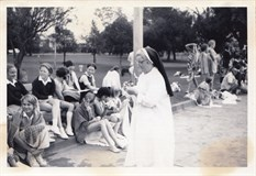 1975 Swimming Carnival Sr Margaret