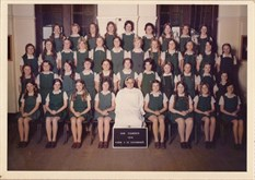 1974 Form 2 St Catherines