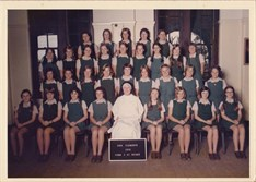 1974 Form 3 St Peters