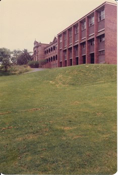 01 1982 Of School From Western End