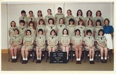 1982 Year 10 Gold With Cheryl Bailey