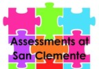 Assessments at San Clemente