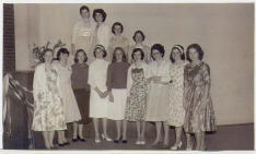 1959 St Dominics Dance Group Small