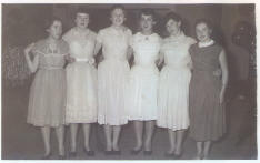 1956 St Dominics Dance Julie Smith Small